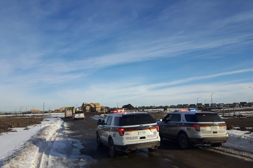 Area safe after contractor ruptures gas line in Brighton