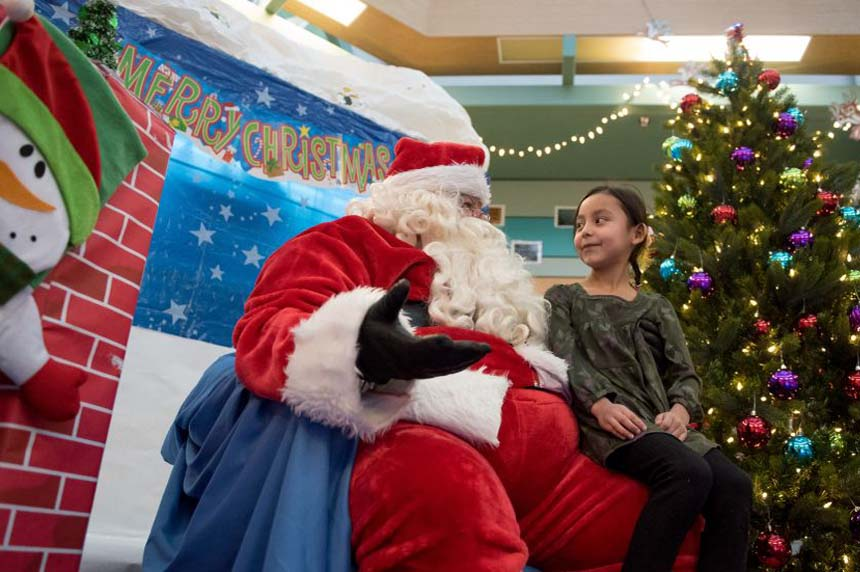 Child writes jaded letter to Santa