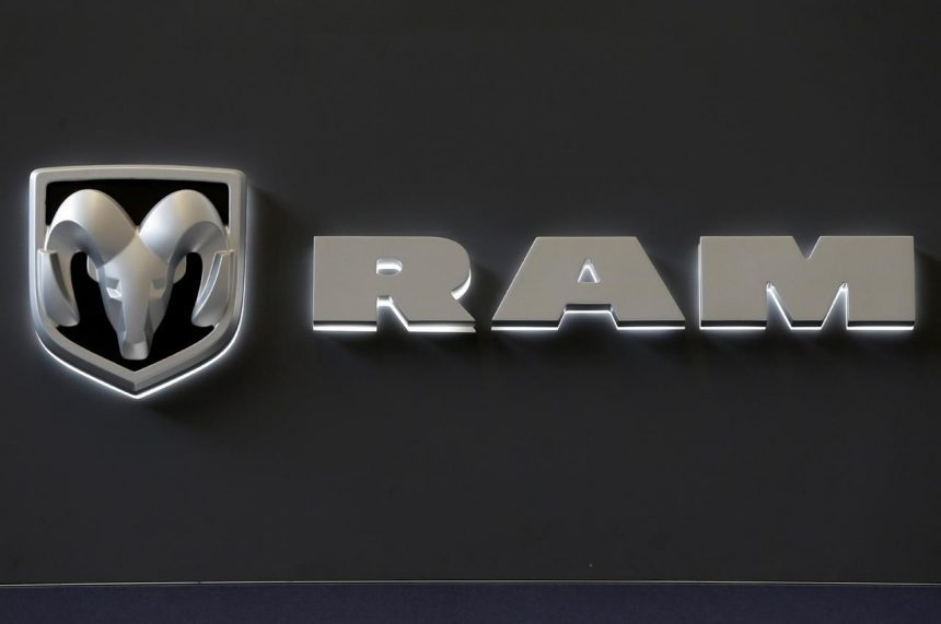 Fiat Chrysler recalls nearly 1.8M trucks for shifter problem