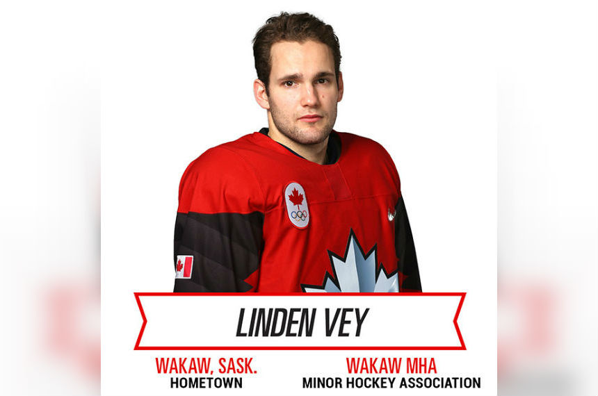 Two Manitobans make Canada's men's Olympic hockey team