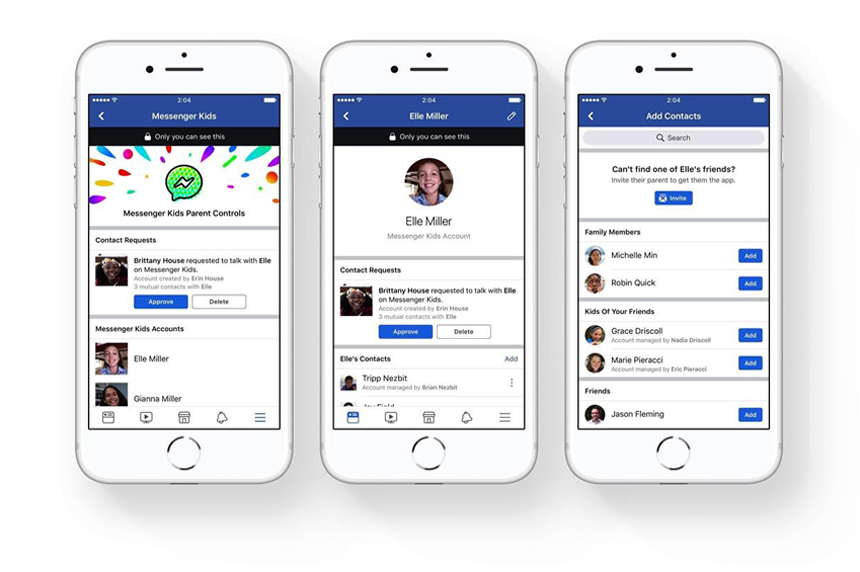Child experts: Just say 'no' to Facebook's kids app