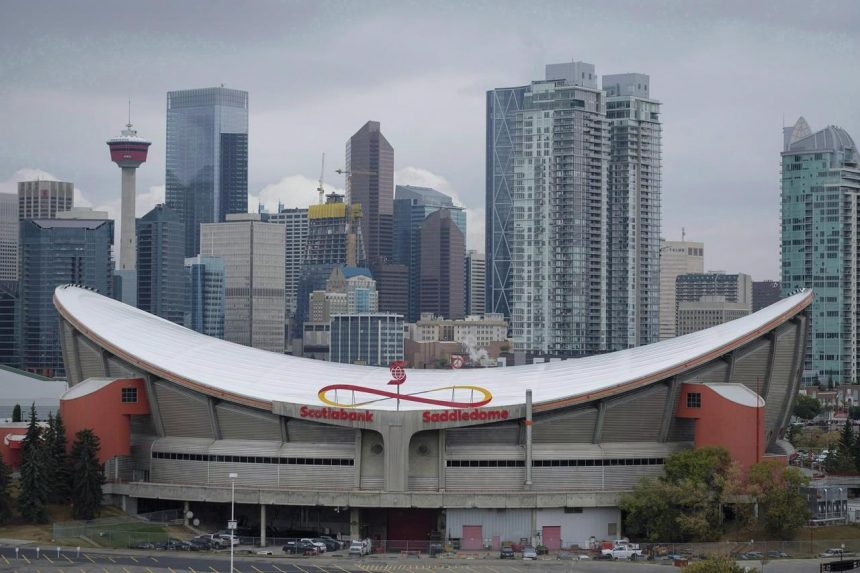 IOC likes Calgary's legacy including Saddledome for 2026 bid city director