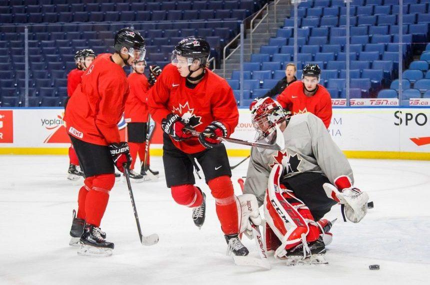 World Juniors: Canada vs. Switzerland