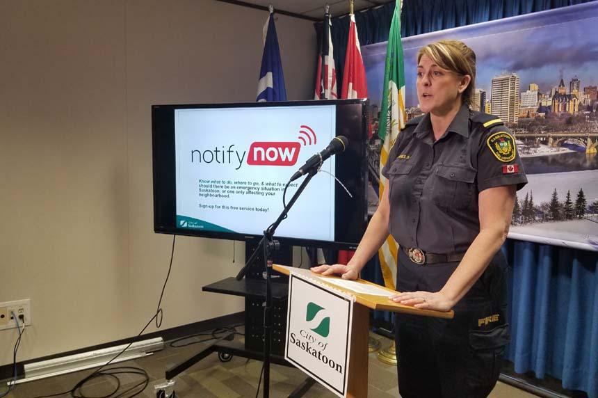 Emergency manager reassures Saskatoon after Hawaii mix-up