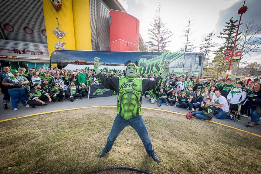 Don't mess with the Hulk: Roughnecks relent on costume ban