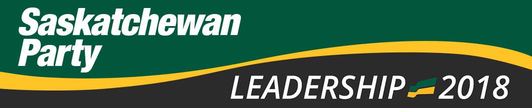 Saskatchewan Party Leadership 2018