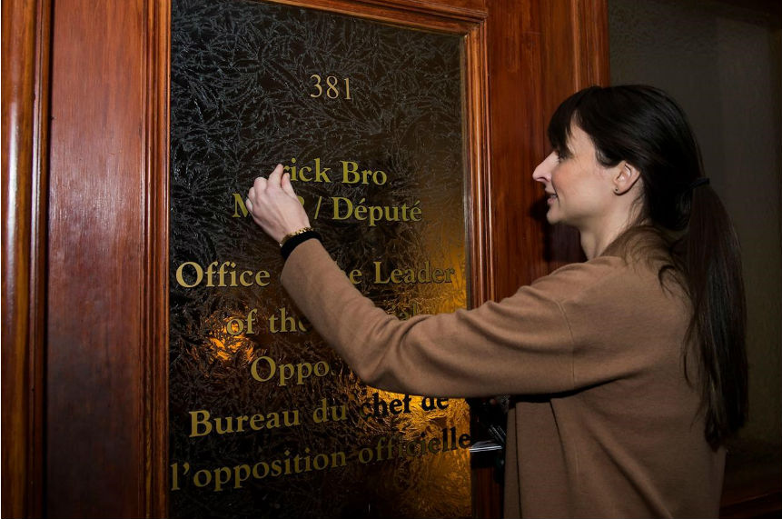 Ontario's Progressive Conservatives to pick interim leader today