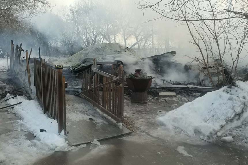 Historic business heavily damaged by fire