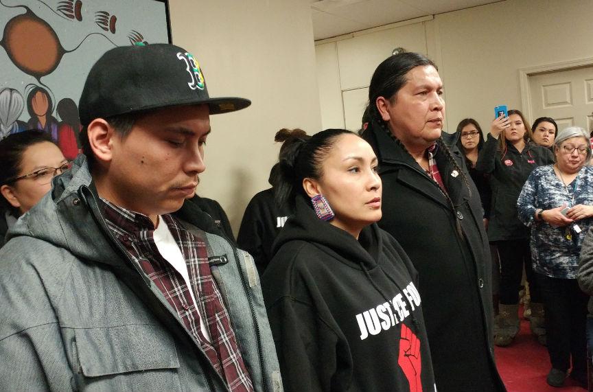 'We're all hurting:' Indigenous leaders speak on Stanley verdict