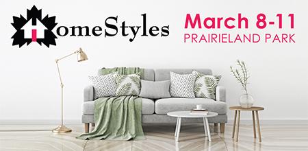 2018 Homestyles, Saskatchewan's Premier Home Show