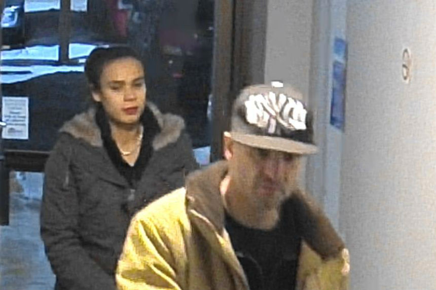 Police look to ID suspected mail thieves in Saskatoon