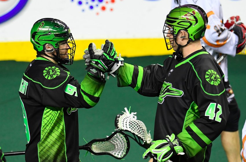 Saskatchewan Rush back in the playoffs, beat Roughnecks