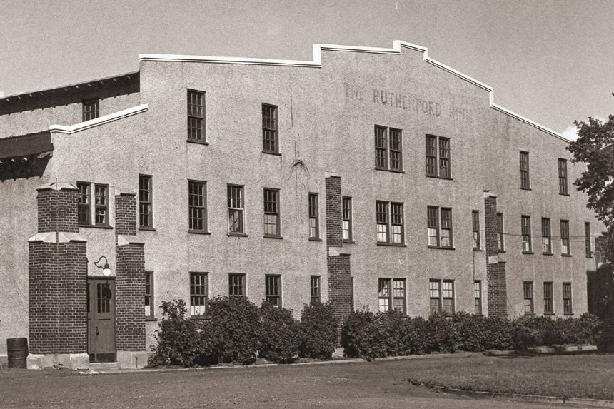 Remembering Rutherford: fabled arena to close after 88 years