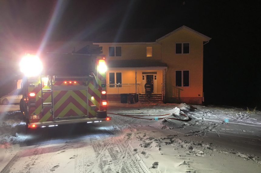 Wood-burning fireplace likely cause of $80K blaze: city
