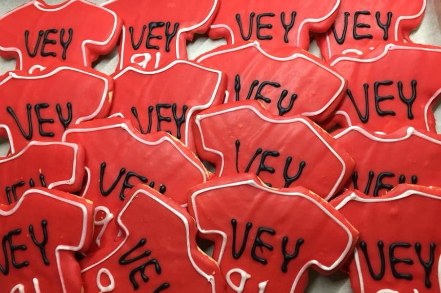 Vey Day replaces V-Day to celebrate Wakaw hockey hero