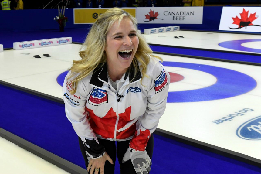Canada's Jones beats Hasselborg to win gold at women's curling worlds