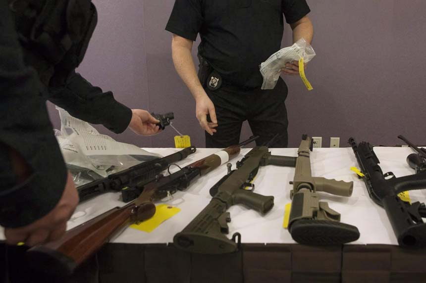 Feds eye tougher screening of gun owners for mental health, violence concerns