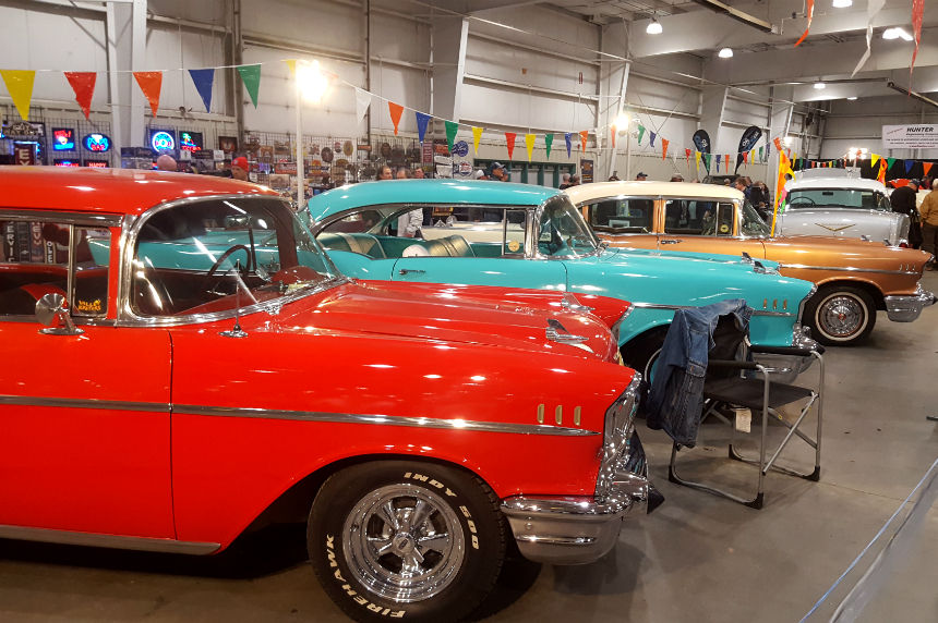 'Every car has a story:' Hot rods return for 58th year
