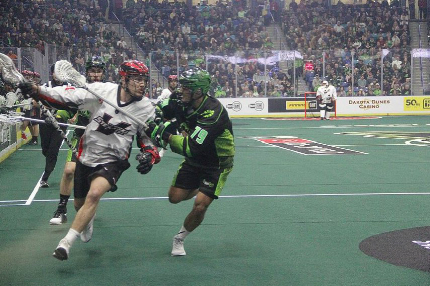 Bloodied and bruised Rush win home game against Stealth