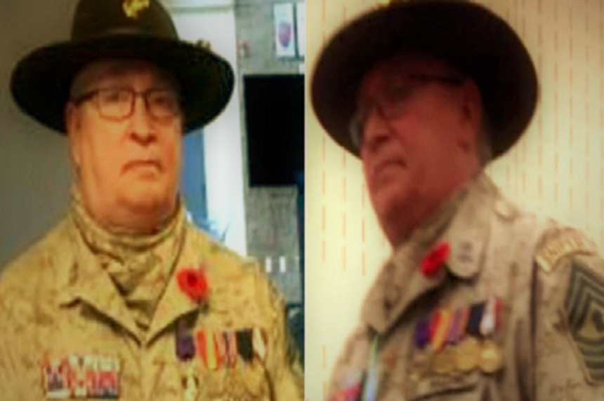 Albertan who posed as U.S. veteran on Nov. 11 guilty of unlawful use of uniform