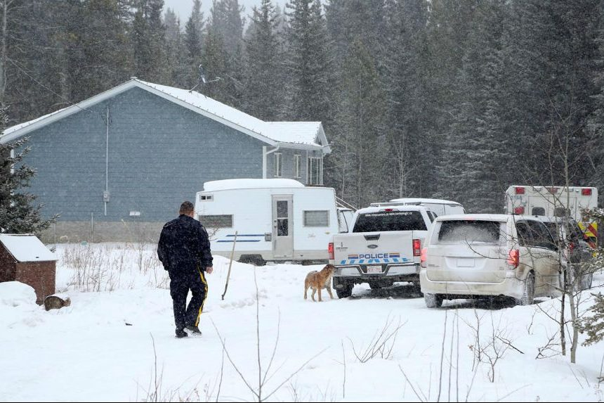 One child from Alberta First Nation dead, others in hospital; RCMP