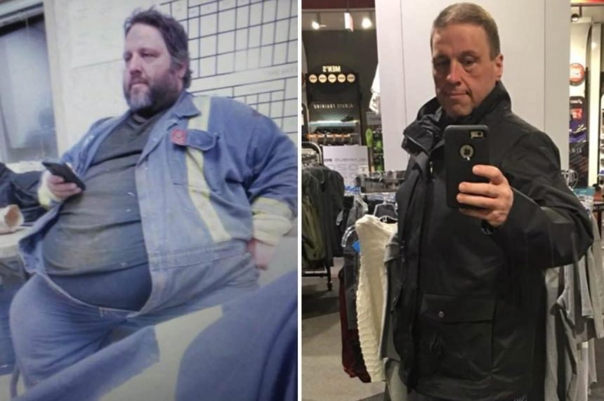 Man says Fort McMurray wildfire saved his life by forcing weight loss