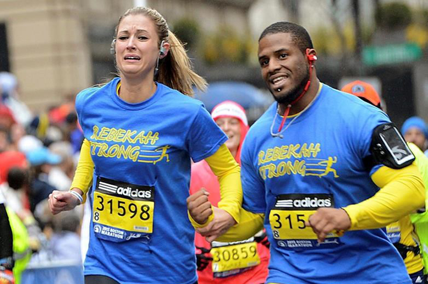 boston marathon survivors married couple