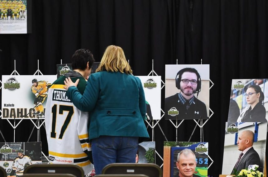 Movement to support the Humboldt Broncos goes worldwide