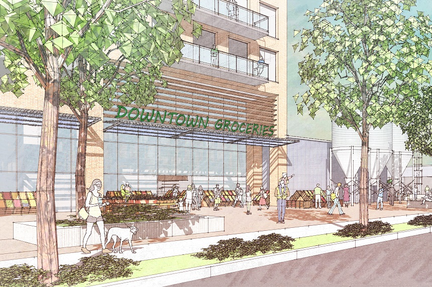 Downtown grocer proposal could be 'catalyst': councillor