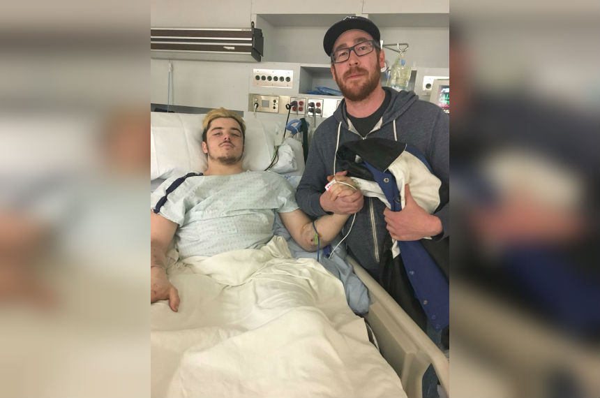 Surviving Humboldt Broncos player 'in good spirits:' family
