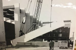 TCU Place Construction