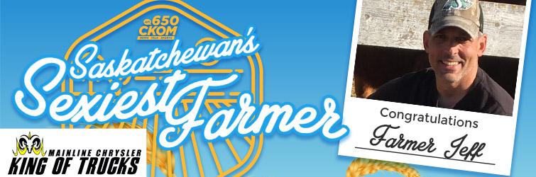 Feature: http://www.ckom.com/saskatchewans-sexiest-farmer/
