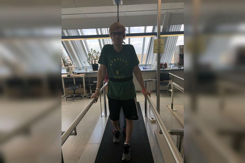 Saskatoon-based Broncos survivor moved to rehab program