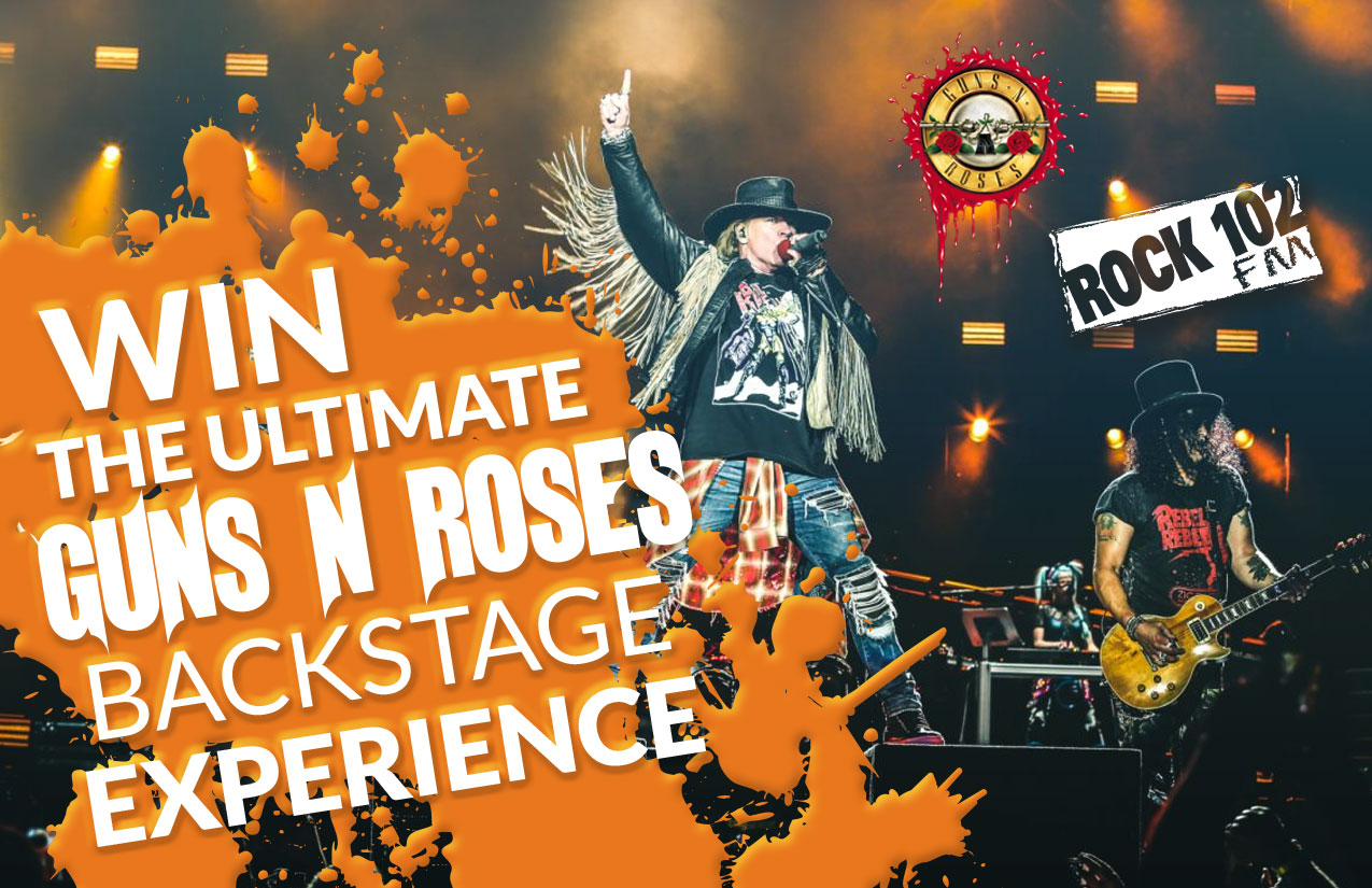 The Ultimate Guns N Roses Back Stage Experience