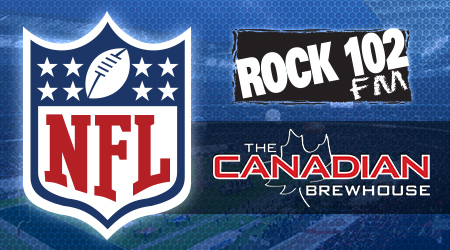 NFL at Canadian Brewhouse