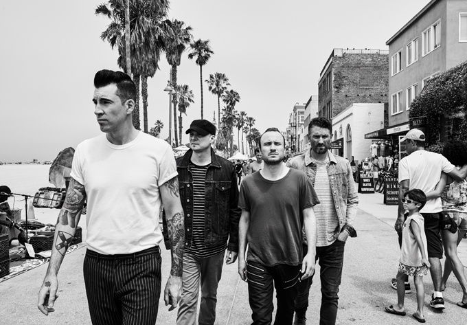 Theory of a Deadman Studio 102