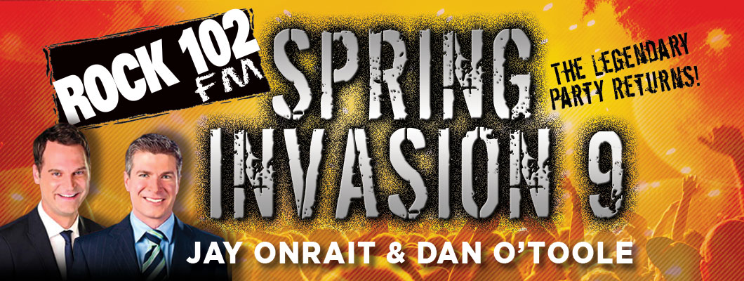 Spring Invasion 9