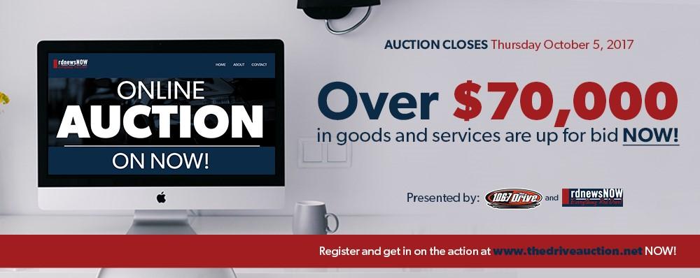 Drive Auction