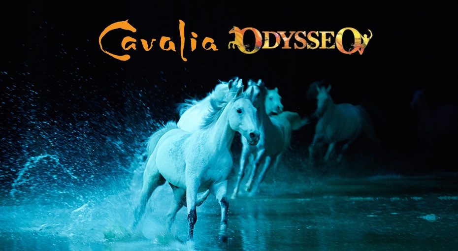 Win VIP tickets to see Cavalia Odysseo!