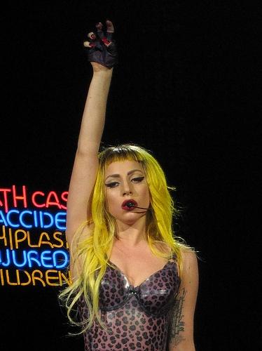 Atlanta Falcon Blames Lady Gaga For Superbowl Meltdown