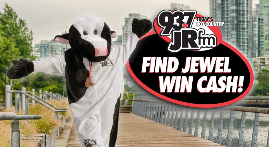 Find Jewel the JRfm Cash Cow!