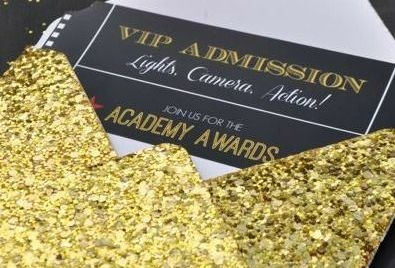 9 Ways to Host an Academy Awards Party **CONTEST POST**