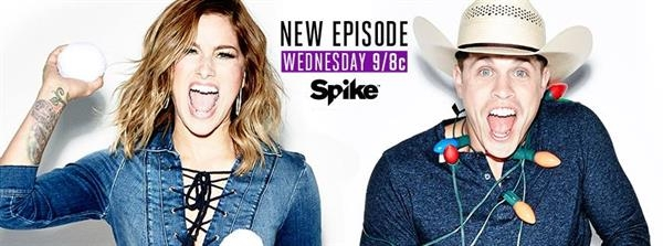 TONIGHT Dustin Lynch & Cassadee Pope compete on Lip Sync Battle