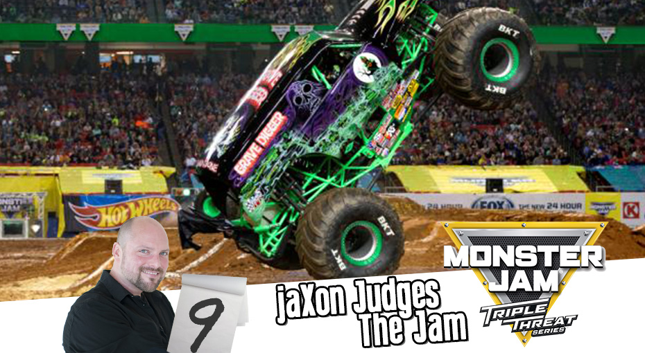 jaXon Judges The Jam at the Pacific Coliseum!