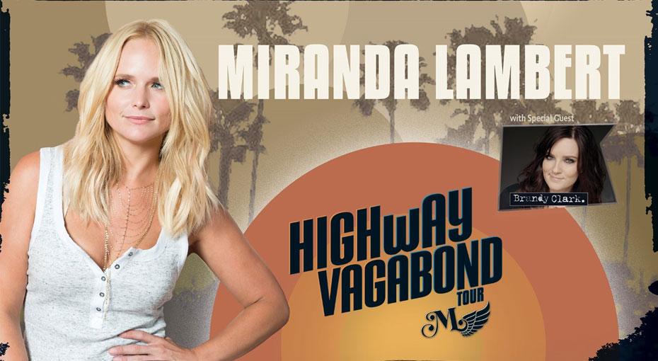 Win Tickets to see Miranda Lambert on September 29th!