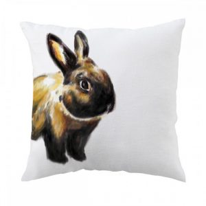 rabbit-pillow