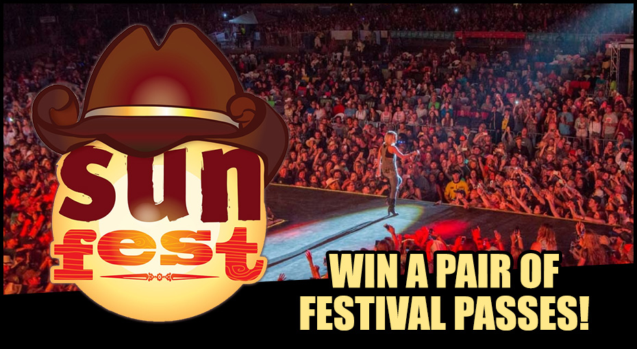 Win Passes to Sunfest
