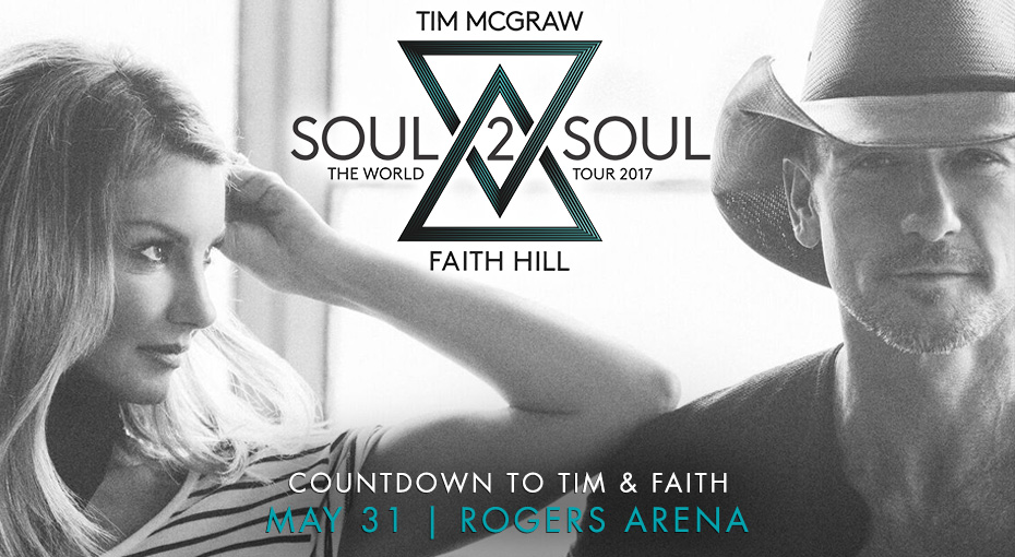 Countdown To Tim And Faith
