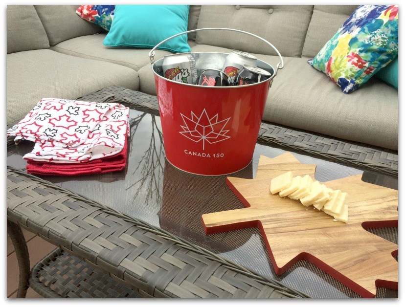 7 ways to get backyard ready for Canada Day! **Contest Post**