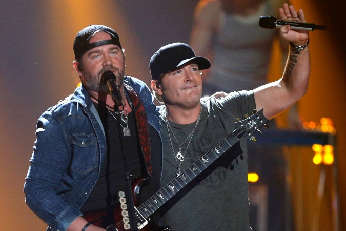 Lee Brice and Jerrod Niemann will Compete on 'Celebrity Family Feud'